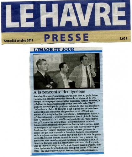 Le Havre Presse Samedi 8 septembre 2011.jpg