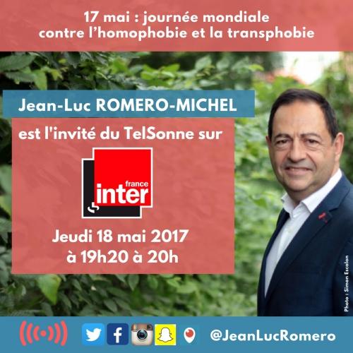france inter,jean-luc romero,homophobie