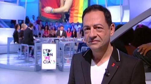 canal plus,jean-luc romero,bruce toussaint,homopoliticus,gay,politique,france,homosexualité