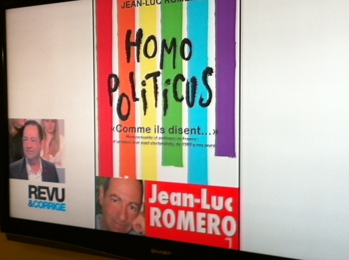 paul amar,france 5,jean-luc romero,homopoliticus,gay,france