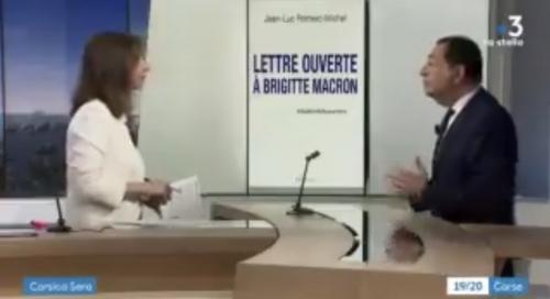 france 3 corse,jean luc romero michel,admd,ajaccio