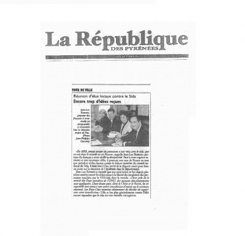 La République des Pyrénées - fev 2009.JPG