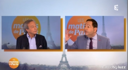 paul wermus,jean-luc romero,france 3