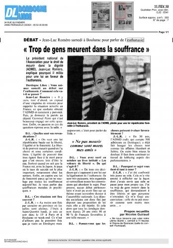Dordogne Libre 11-02-2010.JPG
