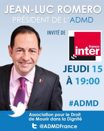france inter,jean-luc romero,admd