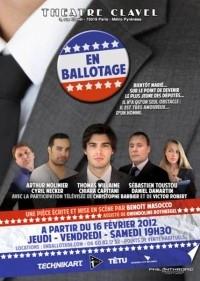 en ballotage,jean-luc romero,homosexualité,politique,france,paris