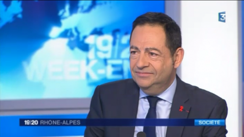 france 3,jean-luc romero,euthanasie,politique,france