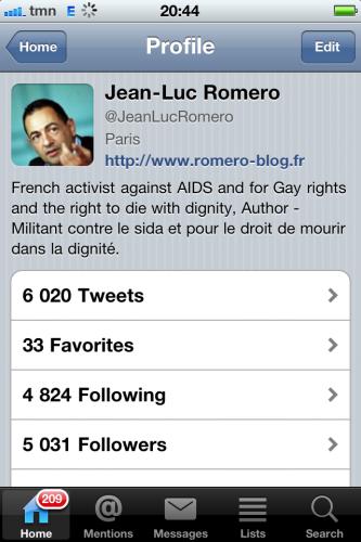 twitter,jean-luc romero,facebook,politique,web