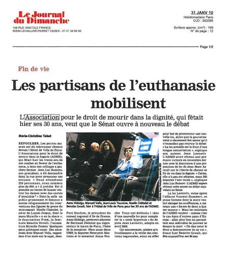 Journal du Dimanche 31-01-2010.JPG