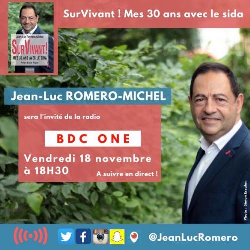 bdc one,jean-luc romero,survivant