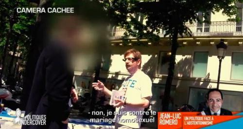 d8,jean-luc romero,politiques undercover