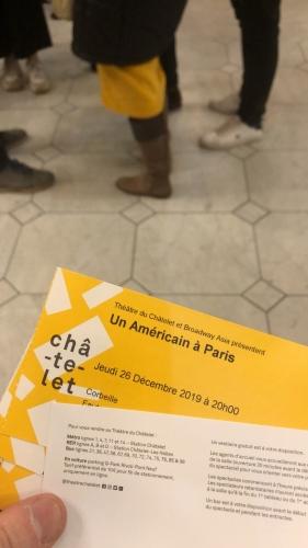 paris,jean luc romùero,théâtre du châtelet